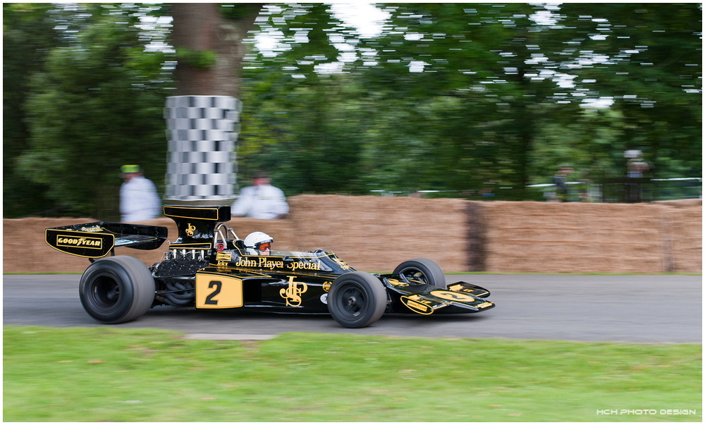 FoS 2012 / Lotus Cosworth 72E