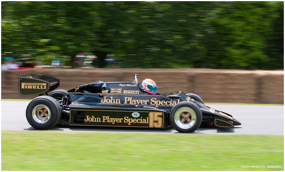 FoS 2012 / Lotus Cosworth 92