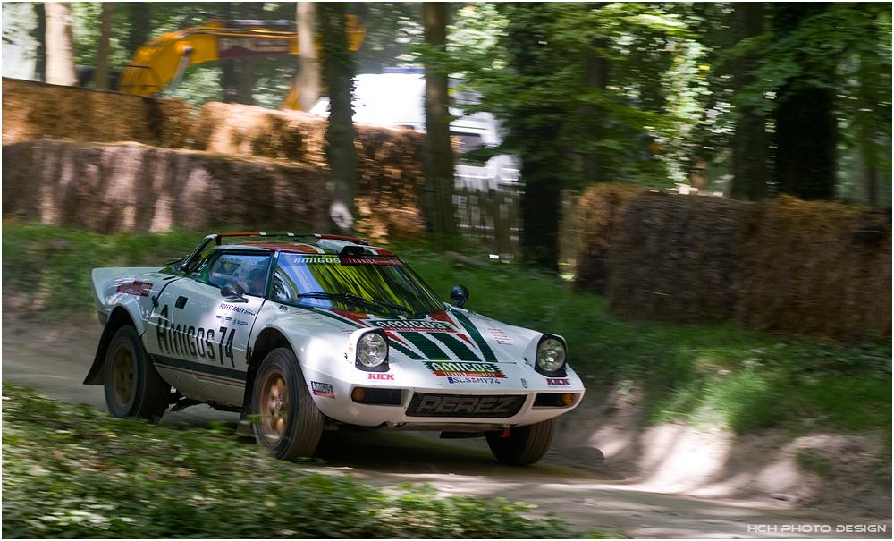 FoS 2014 / Lancia Stratos
