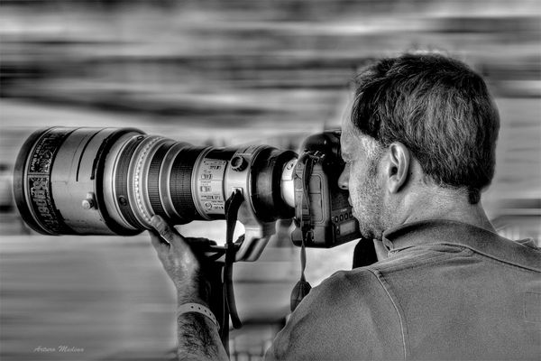 FOTÓGRAFO DEPORTIVO
