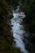 Foto aus der Kaiserklamm in Osterreich Tirol