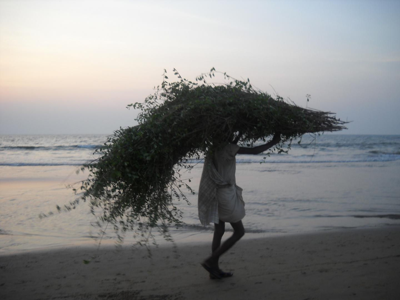 foto fatta da Gaia 9 anni...in India