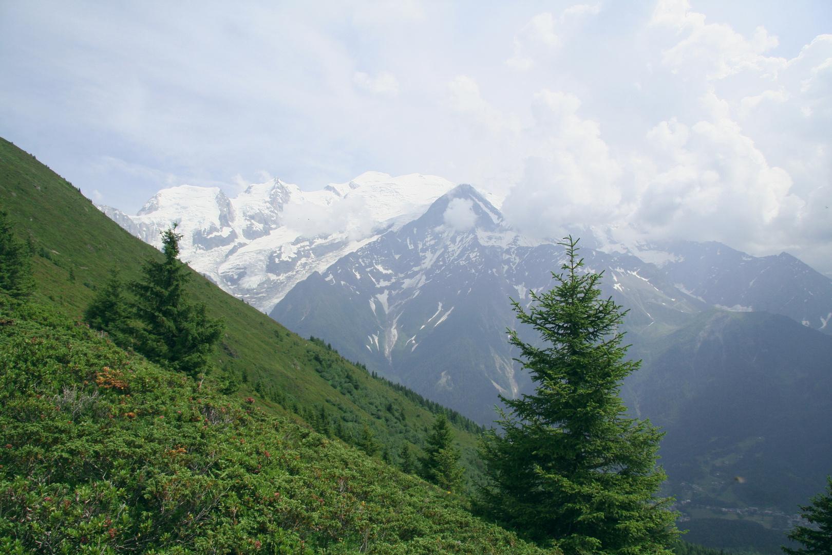 Foto in den französichen Alpen