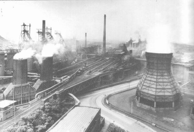 Foto v. Bild industrielle Nostalgie 01