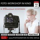 """FOTO-WORKSHOP IM KINO """"CASINO ASCHAFFENBURG"""""""