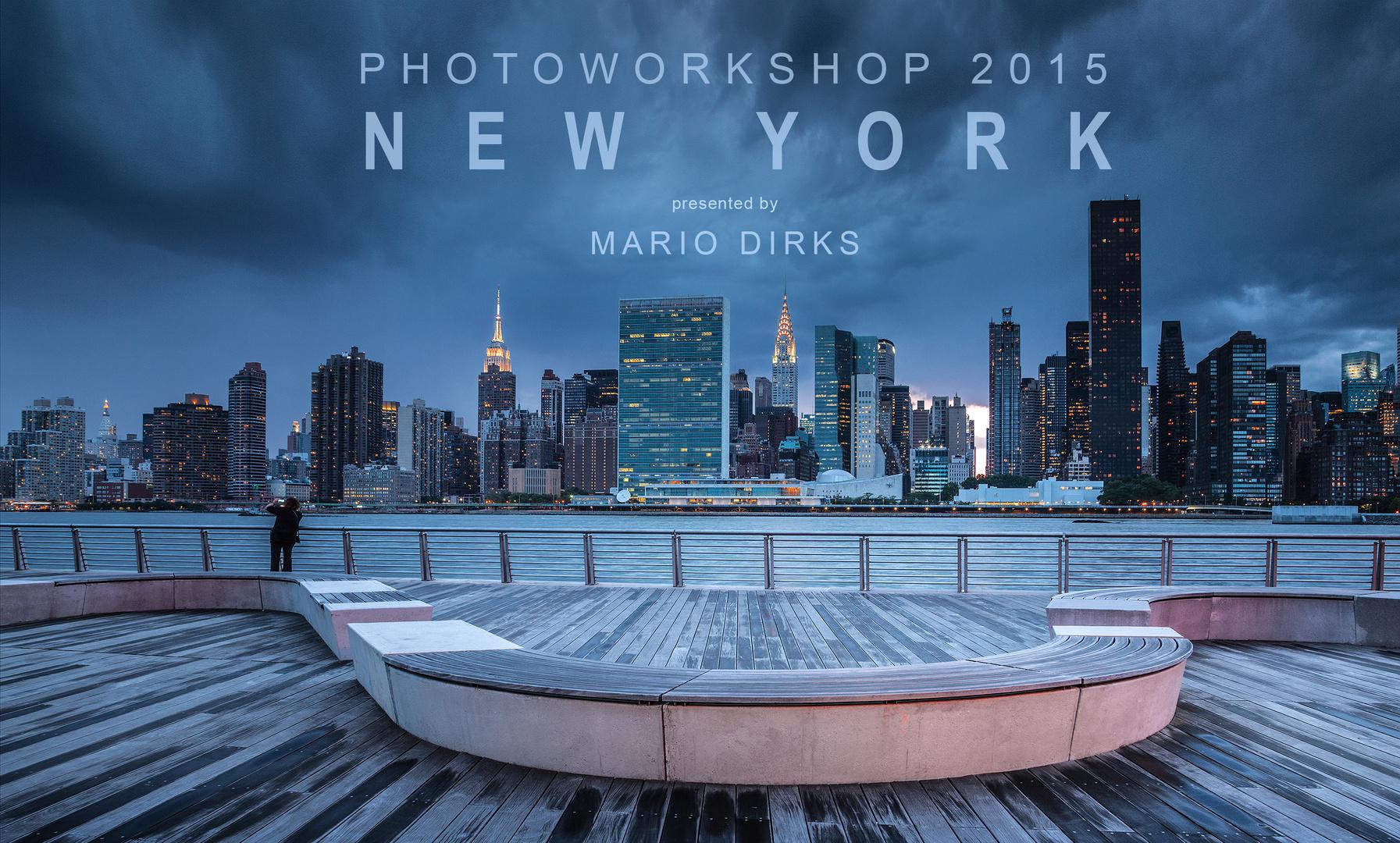 Foto Workshop New York - Ostern 2015