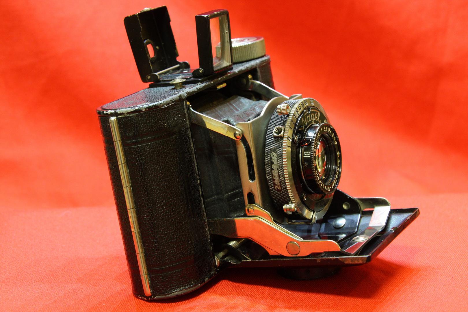 Fotoapparat meines Vaters
