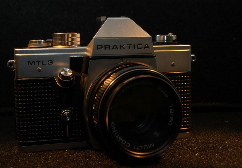 Fotoapparat Practika MTL3