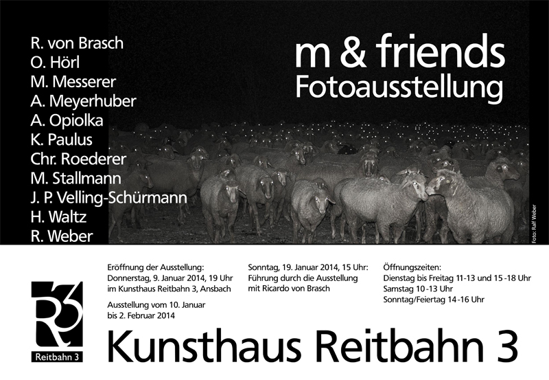 Fotoausstellung in Ansbach