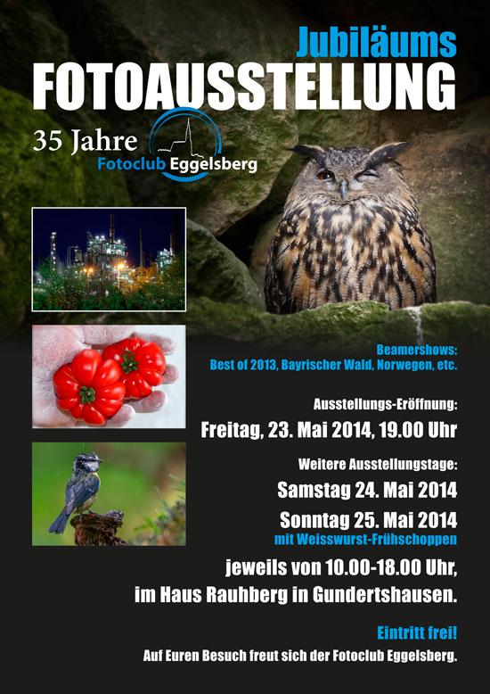 Fotoausstellung in Eggelsberg 2014