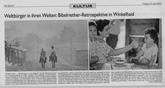 Fotoausstellung in Winkelhaid
