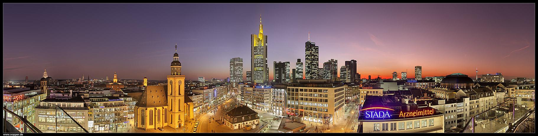 "Fotoausstellung ""Panorama Frankfurt"""