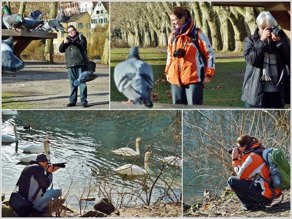 Fotofreunde unterwegs