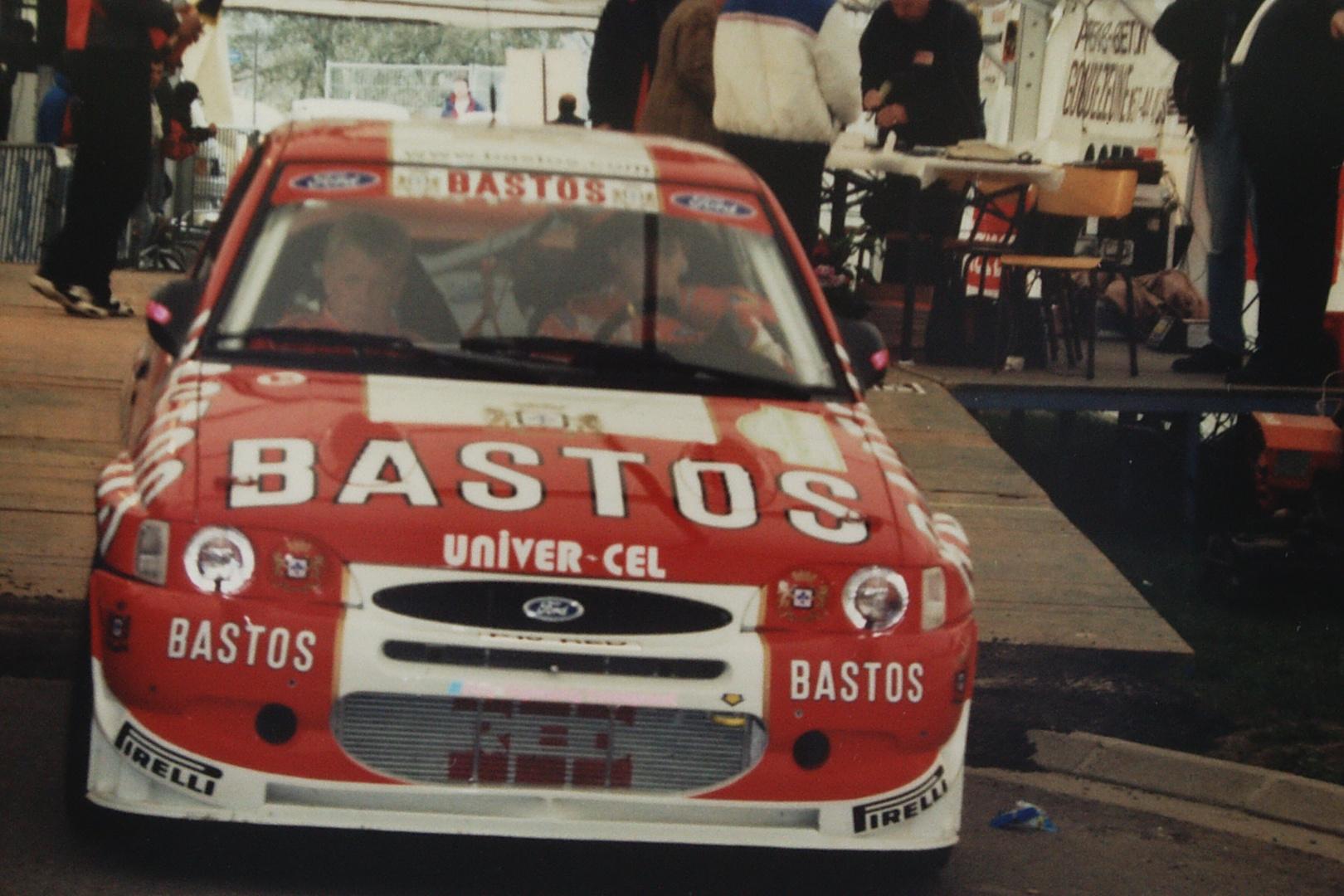 Fotofund - Rallye Hautes Fagnes 1997