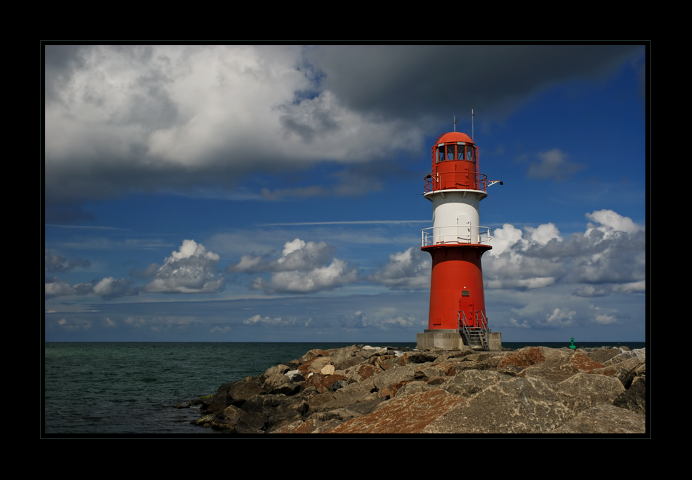 fotogener Leuchtturm