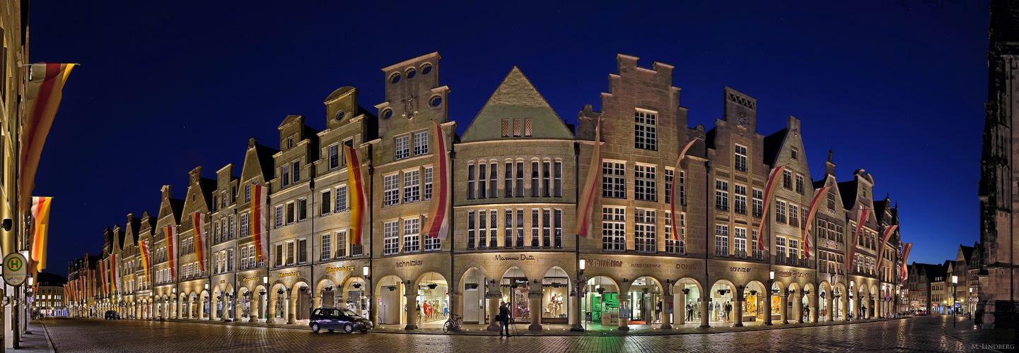 Fotograf am Prinzipalmarkt, Münster