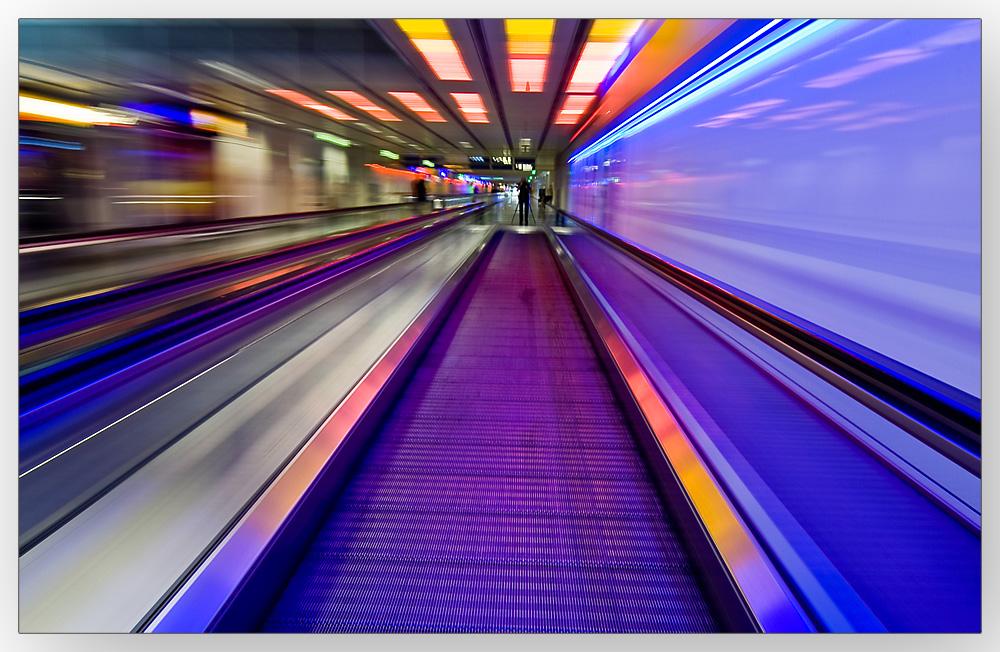 Fotograf im Focus - Airport München