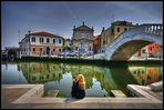 Fotografando Chioggia.