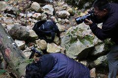 Fotografen in Schlucht IMG_3706