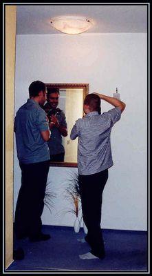 ...fotografen unter sich..