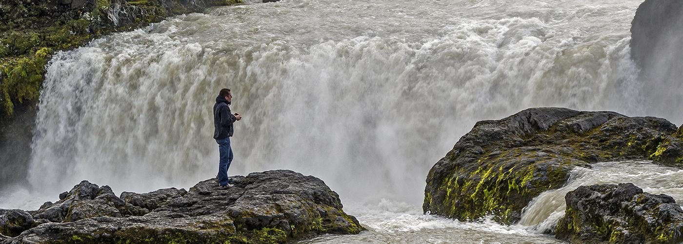 Fotografenschicksal: Manchmal fehlen ein paar Meter!