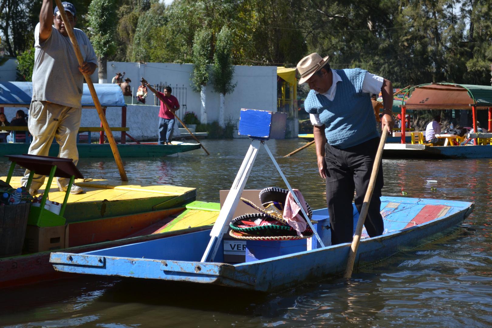 FOTOGRAFIA DE CANAL