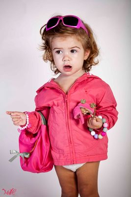 Fotografía de Moda Infantil. Look Fashion.