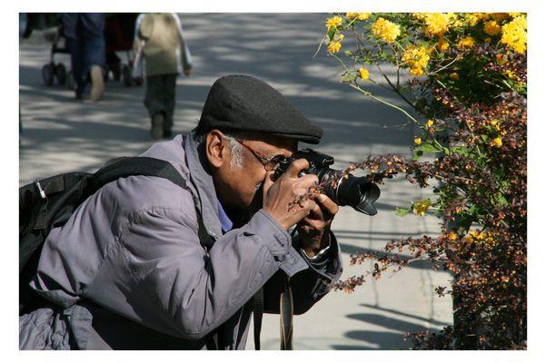 Fotografie Begeisterter