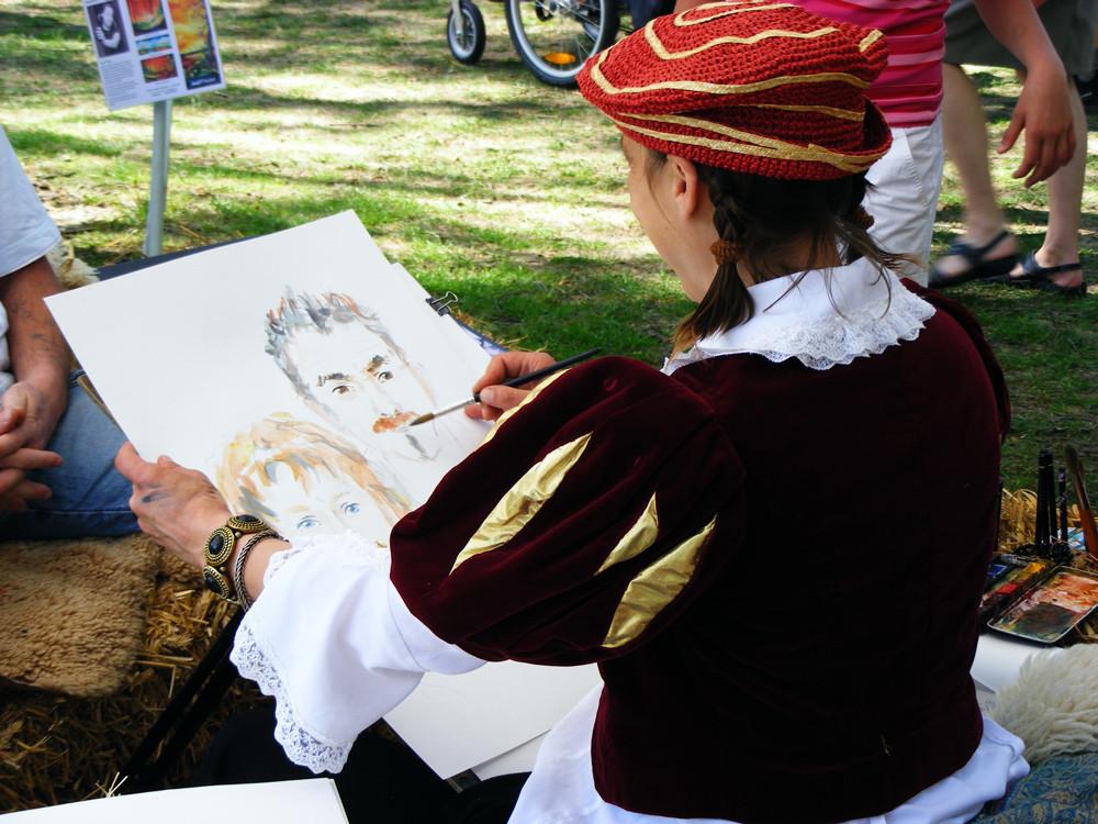 Fotografie im Mittelalter