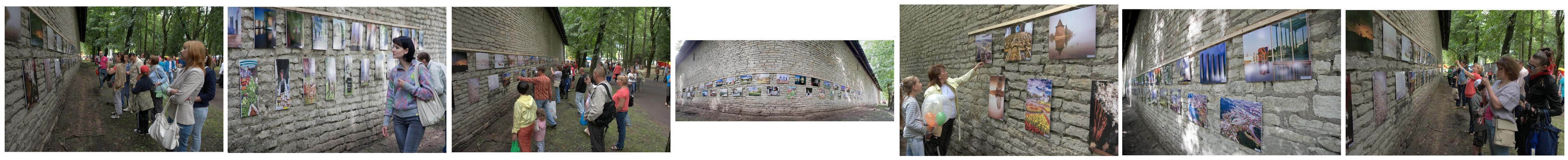 Fotografie verbindet - Bilder einer Ausstellung