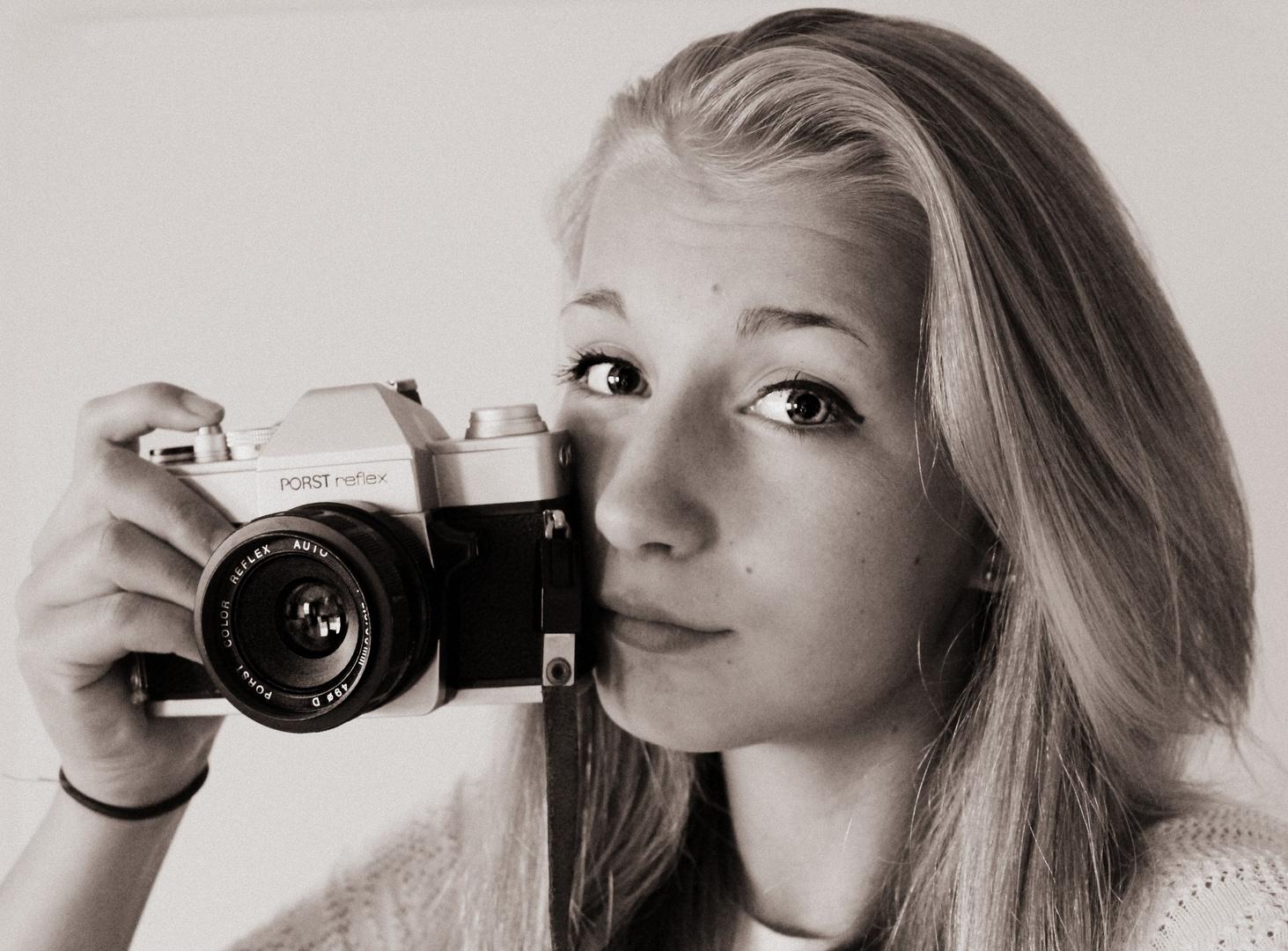 Fotografieren...