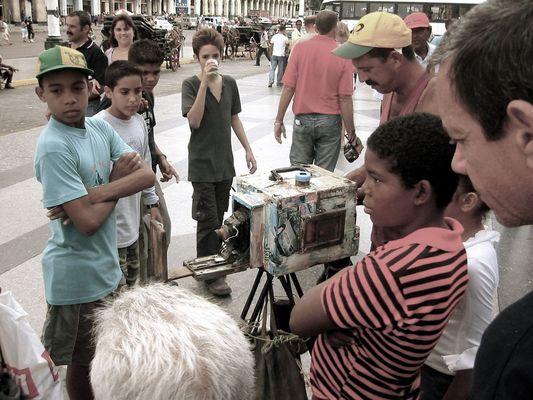 Fotografieren auf kubanisch