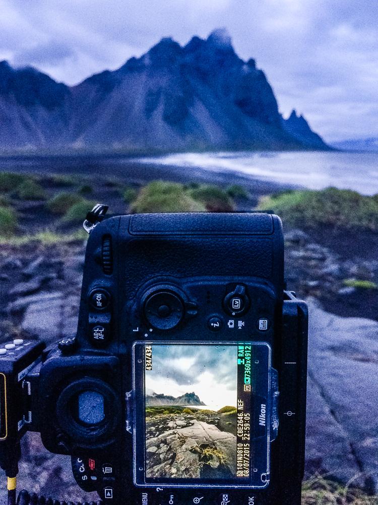 Fotografieren in Island #3