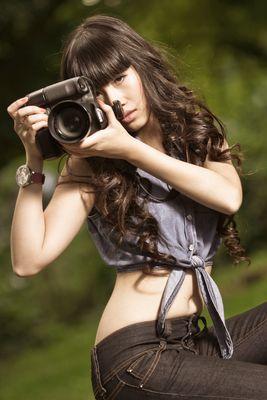 Fotografin 01