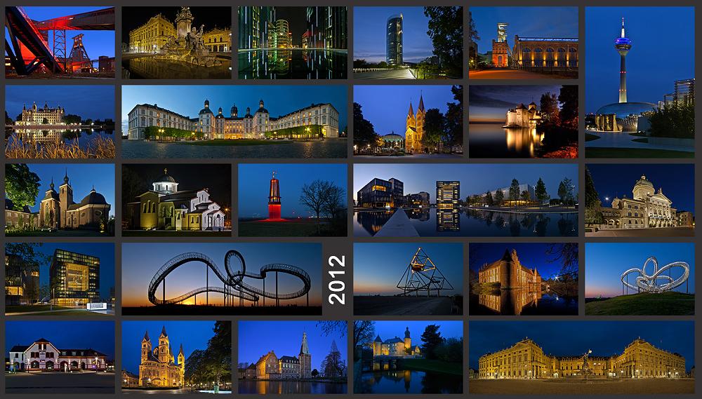 Fotografischer Jahresrückblick 2012