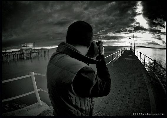 Fotografo di tramonti