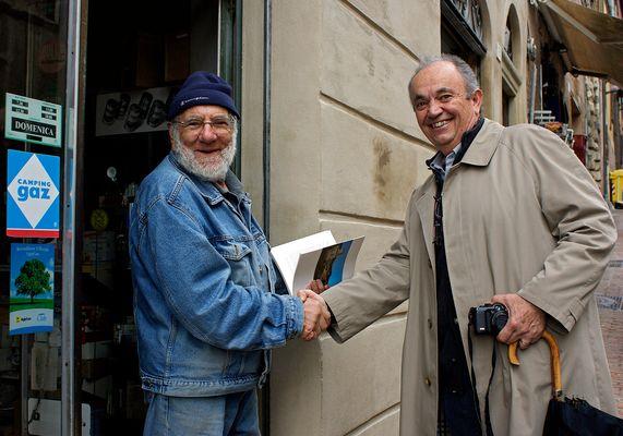 fotografo e soggetto! Urbino