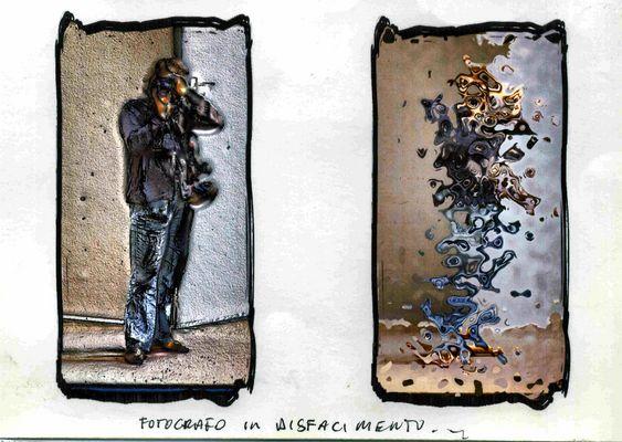 fotografo in dissoluzione