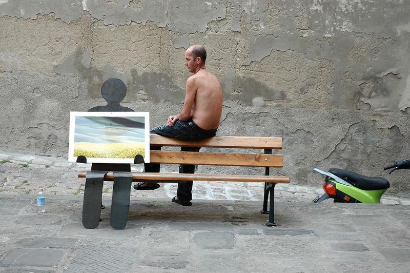Fotokunst auf der Straße 2
