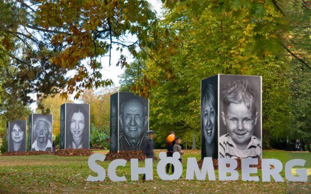 Fotokunst von Christian Popkes im Rahmen des 11. Schömberger Fotoherbstes