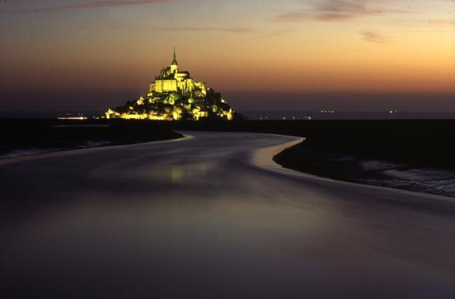 Fotoreise Bretagne: Der Mont Saint Michel