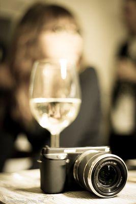 Fotos und Wein