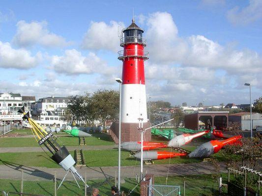 Fotoserie Büsumer Leuchtturm 1
