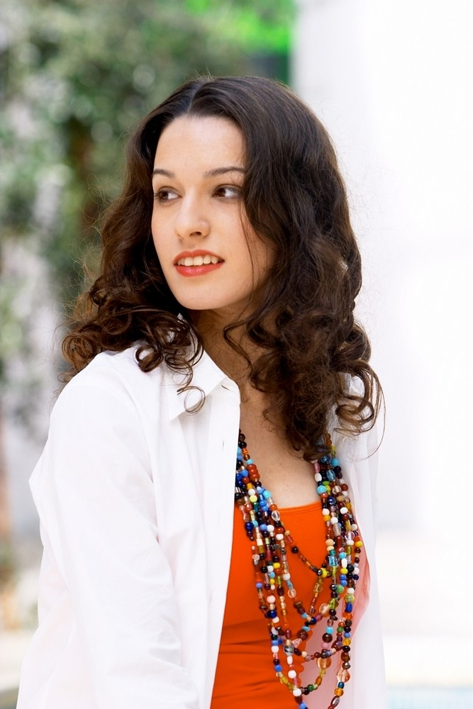 Fotoshooting 2008 - Ines