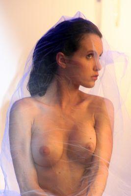 Fotoshooting auf der Photokina 2004
