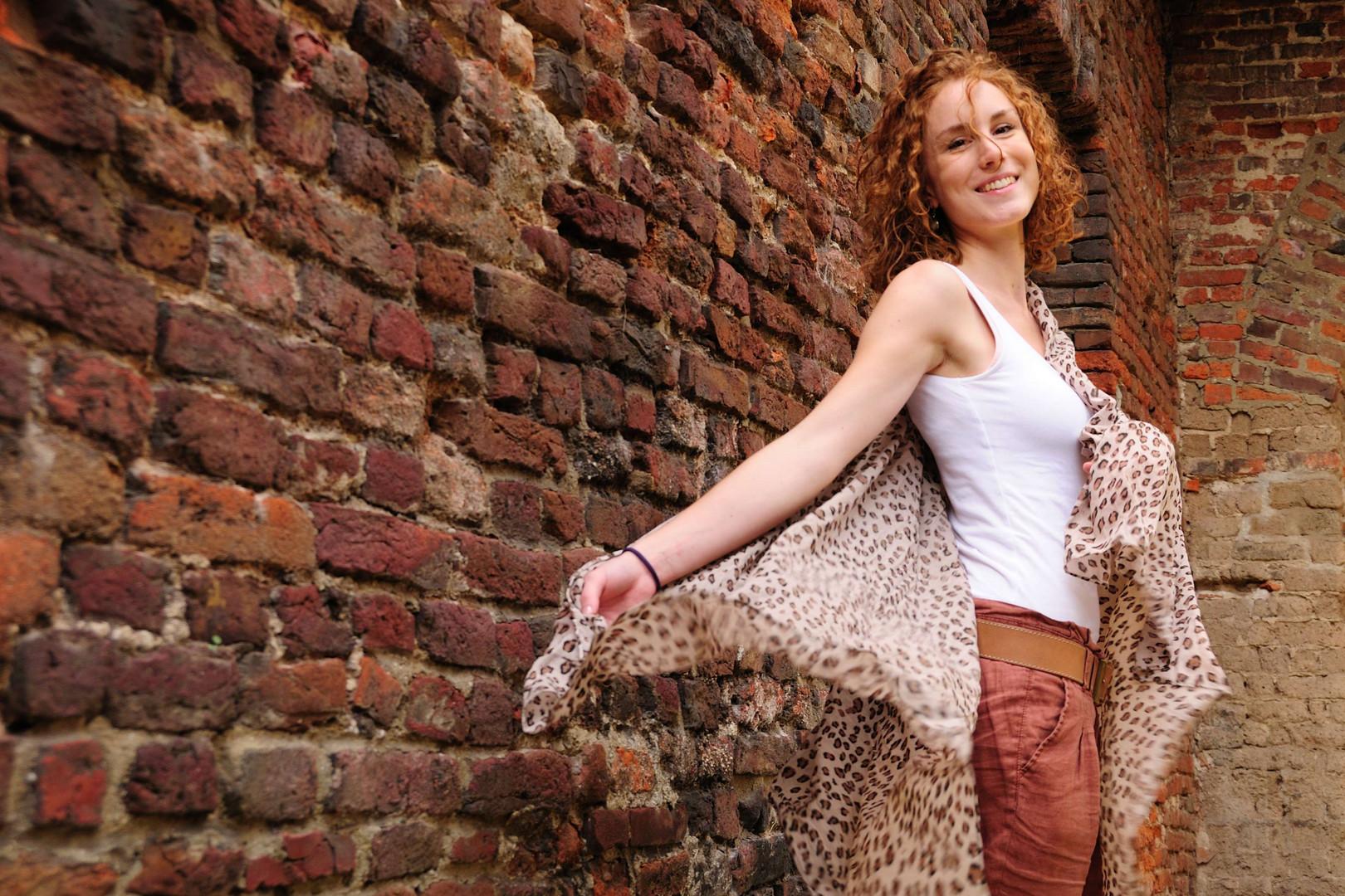 Fotoshooting Burg Linn 2