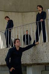 Fotoshooting mit dem Signum Saxophon Quartett I