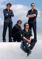 Fotoshooting mit dem Signum Saxophon Quartett IV
