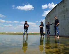 Fotoshooting mit dem Signum Saxophon Quartett IX