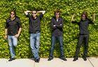 Fotoshooting mit dem Signum Saxophon Quartett V